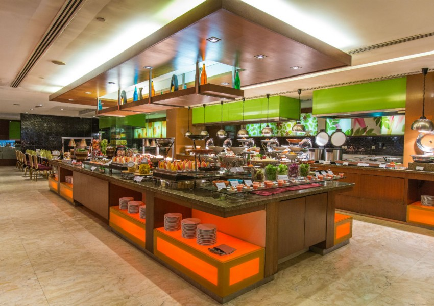 The Melting Pot Café is a Concorde Hotel Shah Alam guest-favorite, serving a mix of local, American and Continental cuisine.